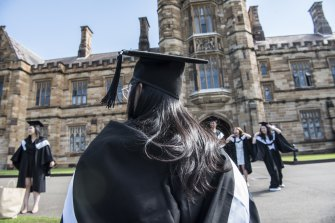 International students could start returning to NSW within weeks.