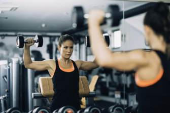Looking good shouldn't be the number one reason you exercise.