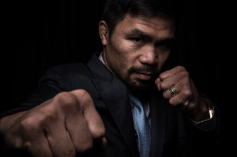 Manny Pacquiao is set to fight Conor McGregor.