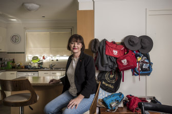 Serena Ryan, 43, is grappling with the mortgage, other debt, and school fees for two children.