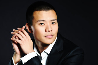 Pianist David Fung is a James Ruse graduate.