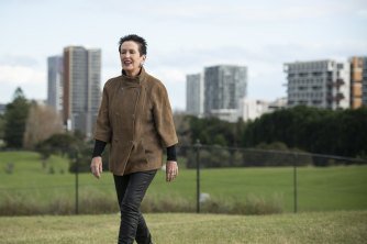 Sydney lord mayor Clover Moore says the changes to voting rules in 2014 have eroded the democratic power of residents.