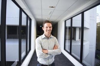 SimplyEstate founder Stephan Dahinden.