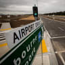 Melbourne airport rail link: Federal government backs Sunshine route