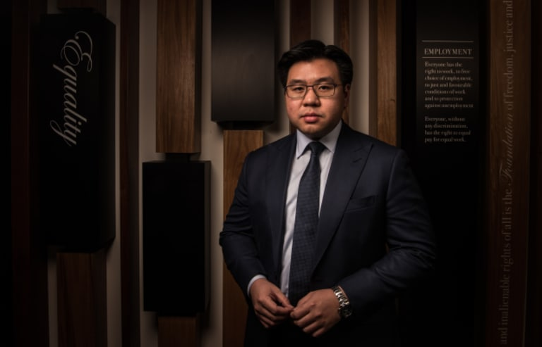 Tim Soutphommasane's tenure as Race Discrimination Commissioner is reaching its end.
