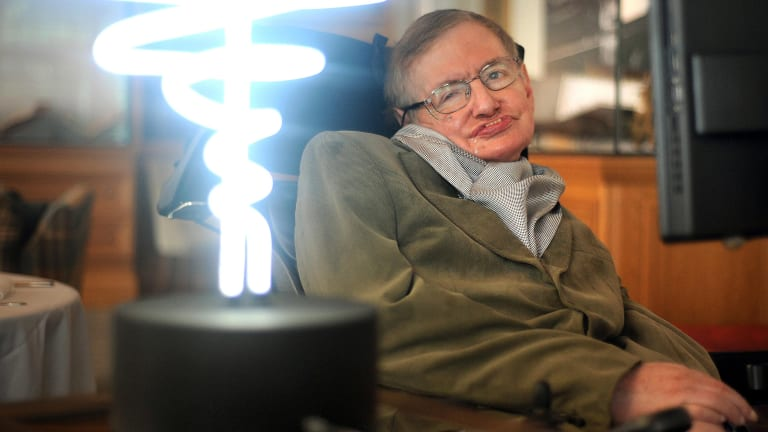 Stephen Hawking made astrophysics accessible to a wide audience.