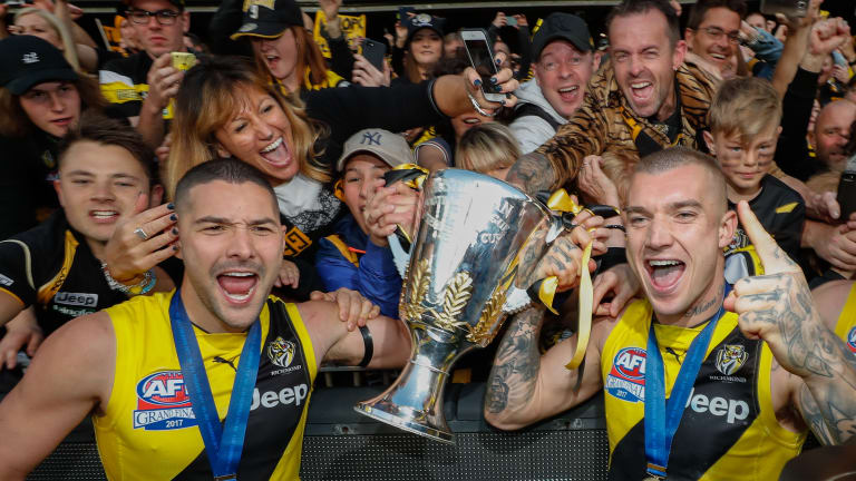 The AFL must disclose how many tickets are available in different categories for the grand final.