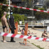 Sewage warning for swimmers at popular Sydney beaches