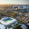 New Sydney stadium will not see a return of silent movies