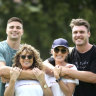 The women behind Jack Maddocks and Angus Crichton's rise to the top
