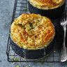 Neil Perry's carrot and pumpkin pot pie