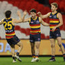 Crows triumph in the battle of the birds at Marvel
