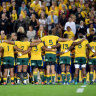 Perth goes for gold ahead of historic Wallabies All Blacks clash