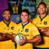 Australia to play Samoa at new BankWest Stadium