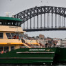 Corrosion in hulls of new Sydney ferries sparks concerns about long-term cost