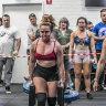 'We're not Kardashians': Meet the women who lift boulders for fun