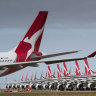 Qantas and Virgin are flying a bare-bones network.