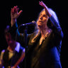 Patti Smith looks back to a year of discovery and one of sadness
