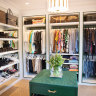 The Kardashian-inspired closet where fashion rules over function