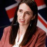 NZ Prime Minister Jacinda Ardern: not in our waters.