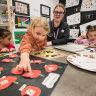 Sliding kindergarten attendance rates set kids back in maths