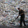 Recycling plant set to boost waste industry after China blow