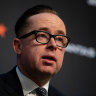 Qantas plans to restart overseas flights in December if quarantine relaxed