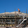 Housing approvals hit record high ahead of HomeBuilder grant cut