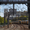 Sydney's rail network will run at net-zero emissions after the state government signed a four-year renewable energy deal