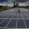Renewables confidence rises as solar boom shows no sign of fading