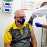 Vaccine confidence holds despite AstraZeneca woes