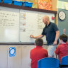 'Exhausted' Victorian teachers move on industrial action as wage negotiations stall