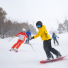 'Shockingly cruel': COVID-19 has created a 'very different' ski season at Australia's snow resorts