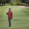Bill Jennings wants Northcote Golf Course to stay with golfers.