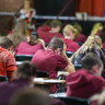 NAPLAN is a waste of time - and year 9s know it
