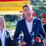 'We should do it': Perrottet backs five-day quarantine for Socceroos