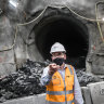 Metro Tunnel digging running 'seven months late'