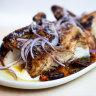 Sydney's new-look Alpha serves 'grandmotherly' Greek roast chicken