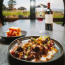 Don't have a cow, man, over the price of this steak in the Yarra Valley