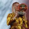 'Twerk' request mars Norwegian star's historic Ballon d'Or win