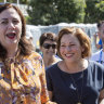 Palaszczuk pledges $5.6 billion in concessions to state's hard-pressed