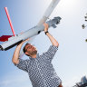 'Let's give it a crack': Drone startup eyes natural disasters