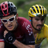 Bernal or Thomas? Ineos face tricky decision over who should be leader