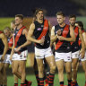 Heppell asks for patience from hungry Essendon fans