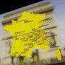 Macron sanctions impact Tour de France