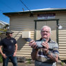 Auction date set for Yarraville pigeon hall as members fly the coop