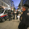 Police raids and arrests follow deadly shooting in Vienna