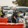 Anyone caught trying to flee Melbourne's lockdown will face $4957 fine