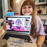 The little kids' book club landing big-time authors as guests