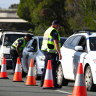 Qld-NSW border clock may be reset as Sydney records three COVID cases